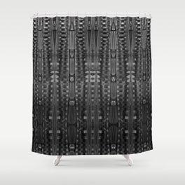 Creature Skin Shower Curtain