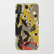 Jungle party Slim Case iPhone X