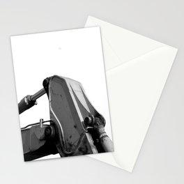 Maschine B/N Stationery Cards
