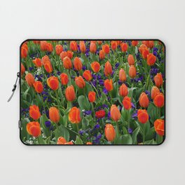 Tulip Field 2 Laptop Sleeve
