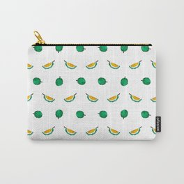 Durian - Singapore Tropical Fruits Series Carry-All Pouch