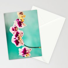 Orchids for an office lobby Stationery Cards