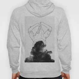 Its better to disappear. Hoody