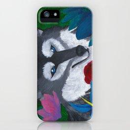 Wolf Box iPhone Case