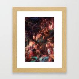 Star Eater Section IV Framed Art Print