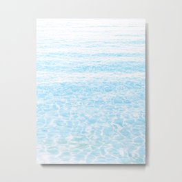 peaceful sea Metal Print