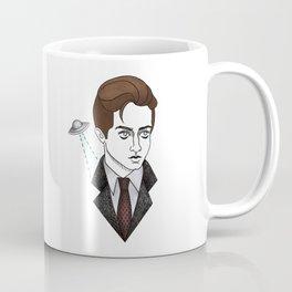 spooky mulder Coffee Mug