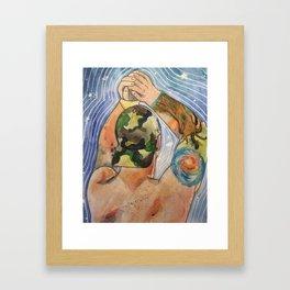 Josh Dun Framed Art Print