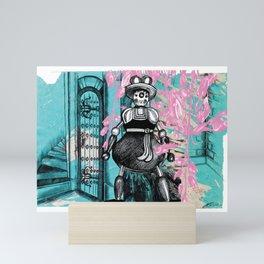 The Doll Mini Art Print