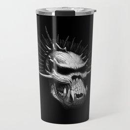 Troll Skull Travel Mug