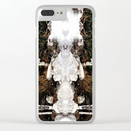Value (of Nature) Clear iPhone Case