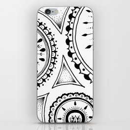 As yet the early-rising Sun iPhone Skin