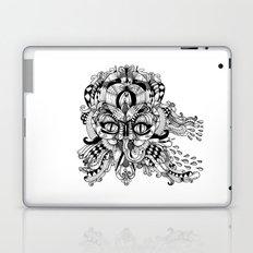 Mask Face Laptop & iPad Skin