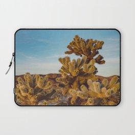 Cholla Cactus Garden Laptop Sleeve
