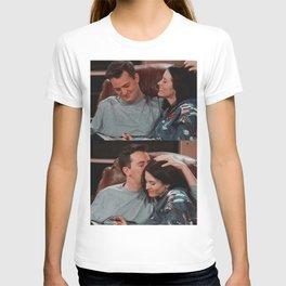 Monica & Chandler; Friends T-shirt