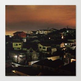 Yokohama, Japan Canvas Print
