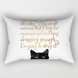 Catnip Rectangular Pillow
