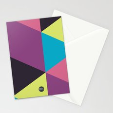Prisma Shadows Stationery Cards
