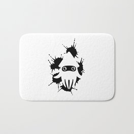 Blooper Ink Stain Bath Mat