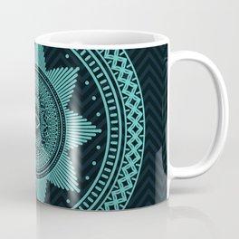 Eye of Protection Mandala Coffee Mug