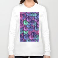 gears of war Long Sleeve T-shirts featuring Candy Gears by MehrFarbeimLeben