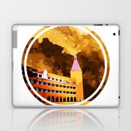 Pedagogical College of Da Lat Vietnamese National Architecture Relic Laptop & iPad Skin