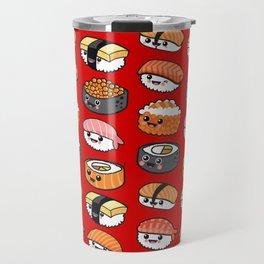 Sushi family Travel Mug