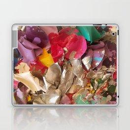 3-D Paper Mache Laptop & iPad Skin