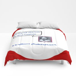 """Willshakespeare"" TNT Comforters"
