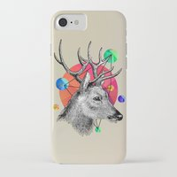 animals iPhone & iPod Cases featuring animals by mark ashkenazi