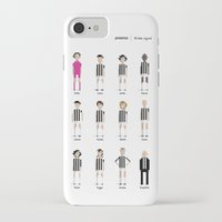 juventus iPhone & iPod Cases featuring Juventus - All-time squad by All-time squad