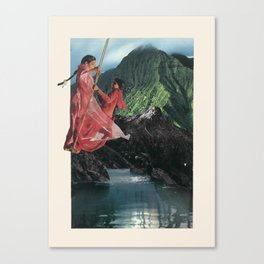 Soaring Canvas Print