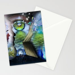 The Language of Light Stationery Cards