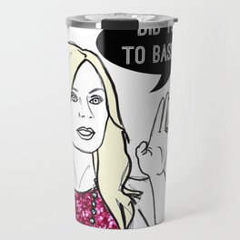 Bass Lake Travel Mug