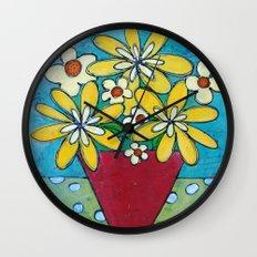Good Day Sunshine Wall Clock