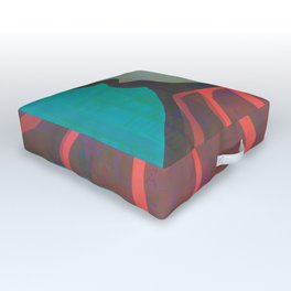Don Vulcano Outdoor Floor Cushion