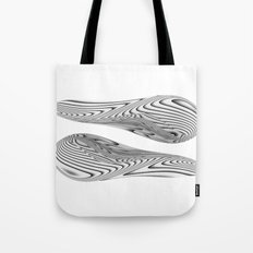 Twin Beans Tote Bag