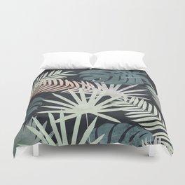 Tropicalia Night Duvet Cover