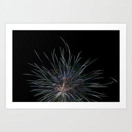 Fireworks make you wanna... Art Print