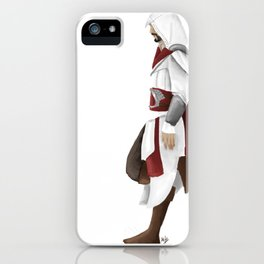 Ezio Auditore iPhone Case
