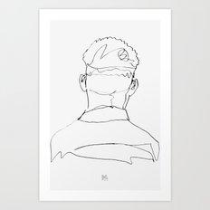 C L D Art Print