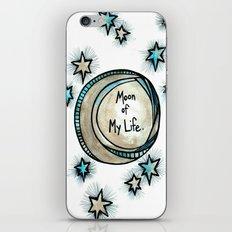 Moon of My Life - Khal and Khaleesi iPhone & iPod Skin