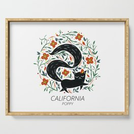 American Cats - California Serving Tray
