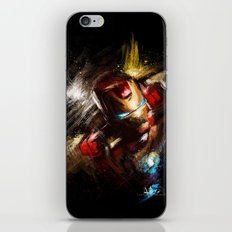 -I-r-M- iPhone & iPod Skin
