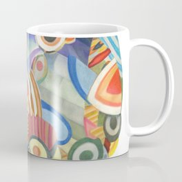 Angels Glump Coffee Mug