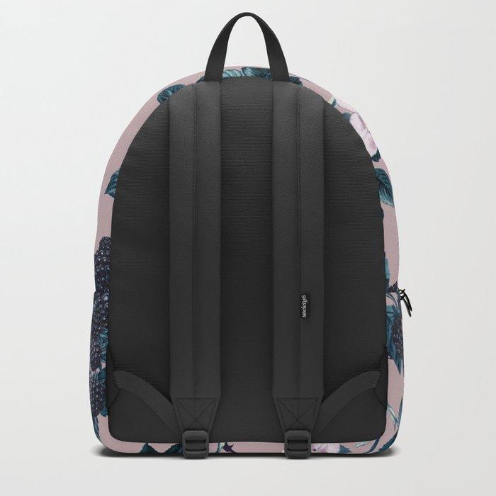 Wild Bee Blackberry Backpack