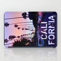"california iPad Cases featuring CaliforniA by ""CVogiatzi."