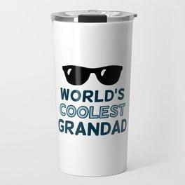World's Coolest Grandad Travel Mug