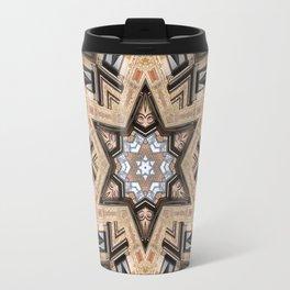 Architectural Star of David Travel Mug