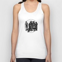 coven Tank Tops featuring Breakfast Coven by Mannart